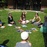 Small group at Cascadia Conference