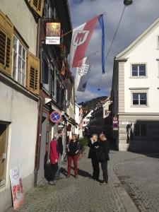 Bregenzer Salon in western Austria