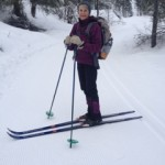 skiing with my 10-Plus essentials