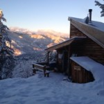 Rendezvous ski hut