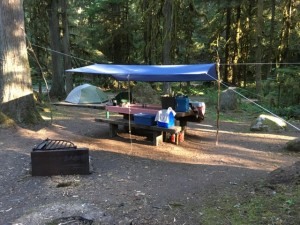 my solo camp